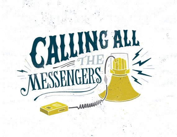 """""""Calling All Messengers"""" Lecrea and For King And Country. Love this."""