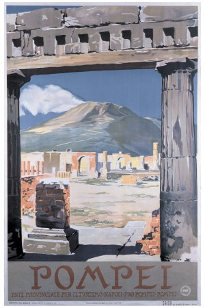 Pompei: First trip in 1991: