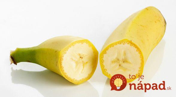 Banán vám môže v lete zachrániť život: Toto je dôvod, prečo si ho dať každý deň!