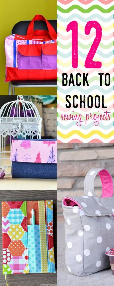 back to school sewing | sewing for kids | beginner sewing projects | easy sewing projects | free sewing patterns