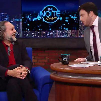 Danilo Gentili entrevista o pastor Caio Fábio