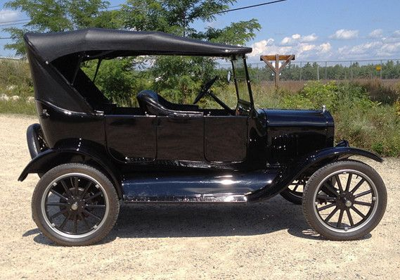 1924 Ford Model T - Car Review - MarketWatch
