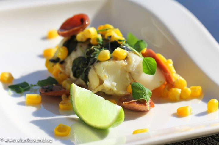 Fiskfoliepaket Med Majs Och Chorizo #fiskfoliepaket #majs #chorizo #grilladfisk #grillat #grill #bbq #bbqrecette #bbqrecipe #bbqrecipes #slankosund
