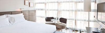 GASTRONOMÍA EN ZARAGOZA: HOTELES EN ZARAGOZA. Hotel Reina Petronila, PALAFO...