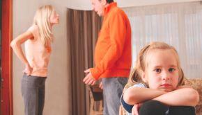 Duelo de los hijos ante el divorcio