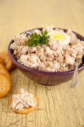 Paula Deen's Ham Salad