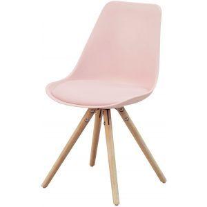 Woody stoel aqua blauw - Torben | Robin Design