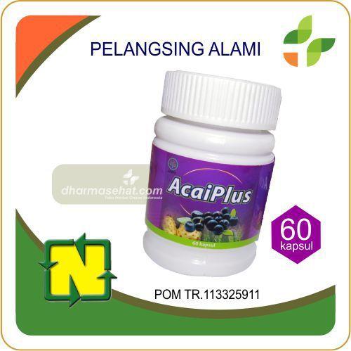 Jual produk kesehatan Nasa AcaiPlus Pelangsing alami