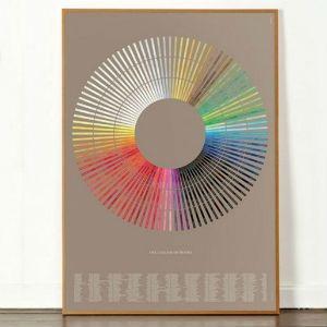 El círculo cromántico de la literatura