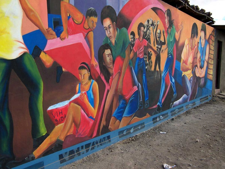 45 best nicaragua images on pinterest beautiful places for Mural nicaraguense