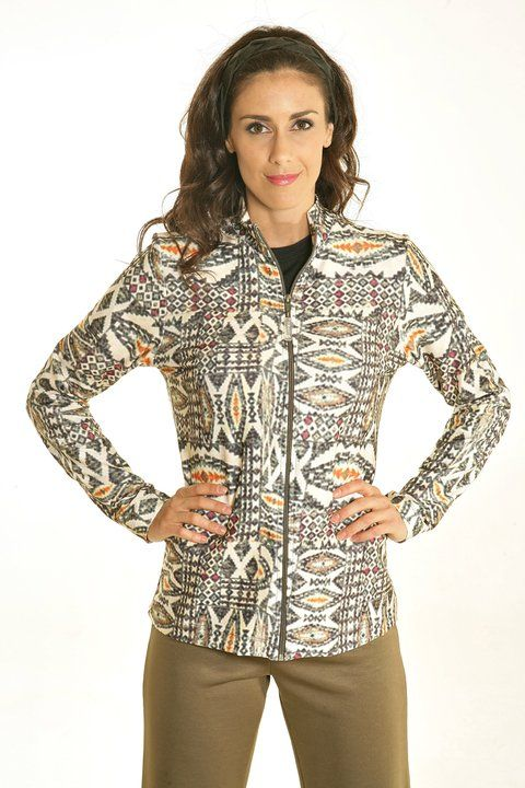 ART. 1536 - CAMPERA SUBLIMADA FULL PRINT EN POLISAP