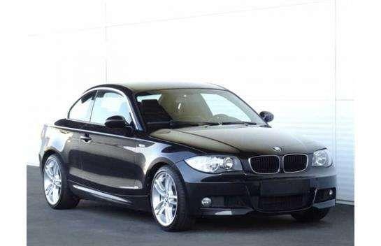 BMW 120 d #Coupé