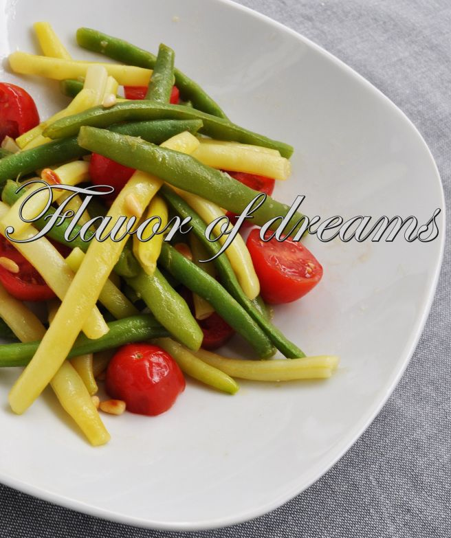 string beans saladst