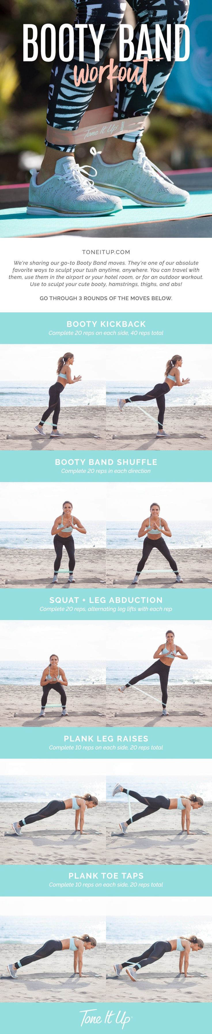Our Fave Booty Band Moves You Can Do Anytime, Anywhere!