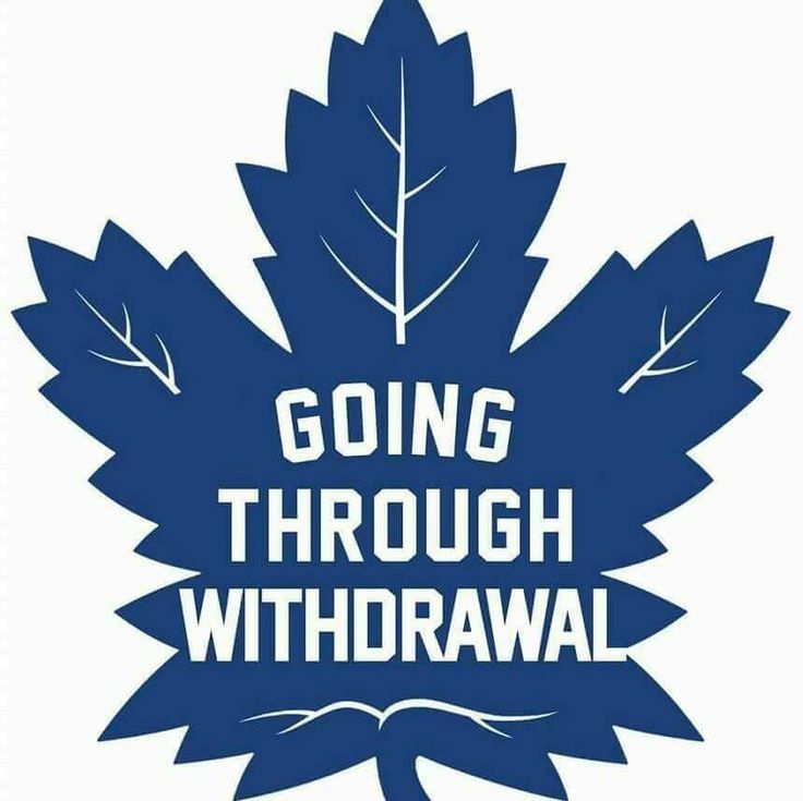 Always miss my Maple Leafs in the off season.