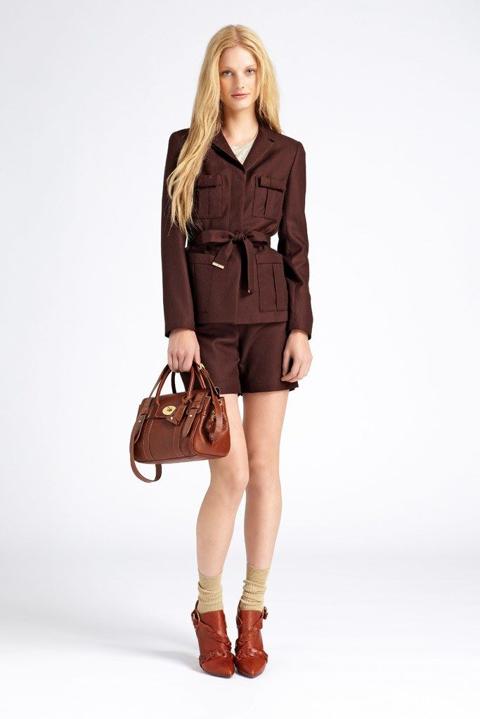 Mulberry Resort 2012 Collection Photos - Vogue