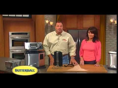 Butterball Indoor Electric Turkey Fryer - YouTube