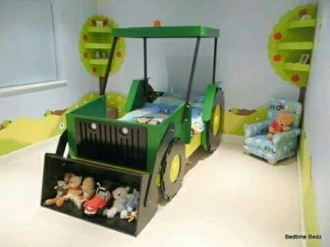 Kinderbett junge traktor  37 besten kids bed Bilder auf Pinterest | Kinderzimmer, Junge ...