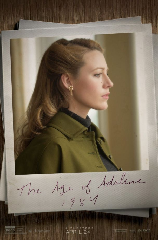 Blake Lively | Age of Adaline