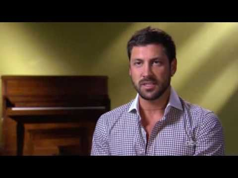Some of the DWTS pros talk about when their dancing days began.  Maks doesn't sound too thrilled about it!  haha ▶ DWTS Pros as Kids - YouTube