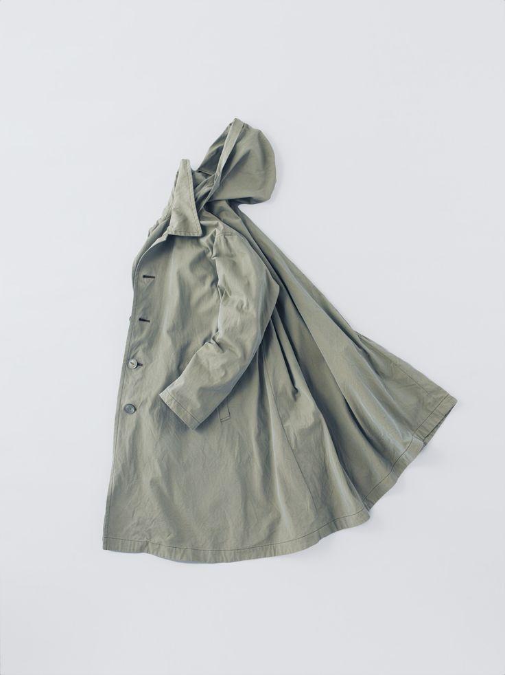 Arts & Science Rain Coat