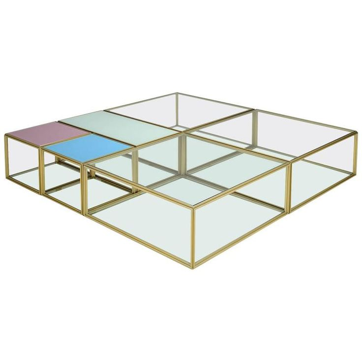 Glass Top Coffee Table From Karl Andersson: 25+ Best Ideas About Brass Coffee Table On Pinterest