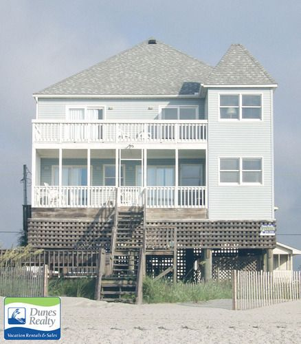 Beach Houses For Rent In Ocean City: 30 Best Oceanfront Homes 0.5 Mile From Garden City Pier