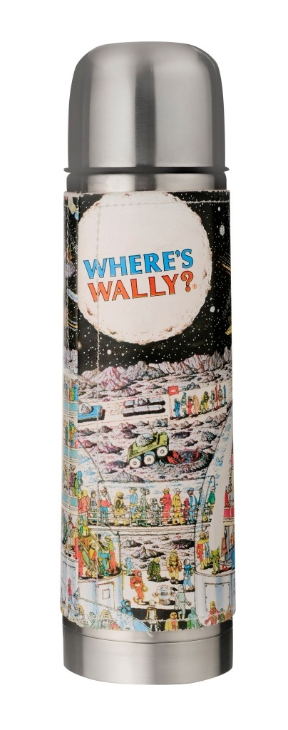 Where's Wally flask - BHS