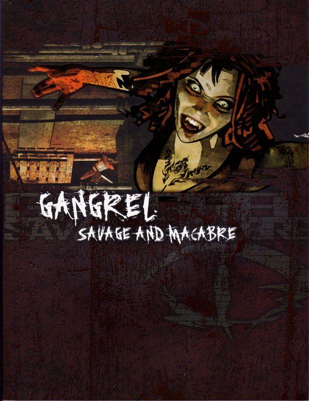 Vampire: The Requiem | Warehouse 23: Vampire: The Requiem - Gangrel: Savage and Macabre