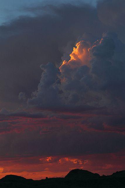 Sunrise - Theodore Roosevelt National Park, North Dakota