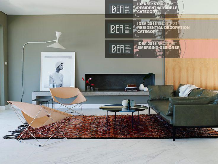 Cronulla Residence Shortlisted in IDEA Awards 2015   AmberRoadDesign