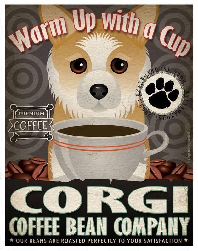 Beagle Coffee Beans