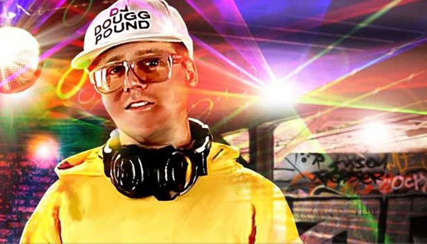 Host, DJ Douggpound-- In the Mix!