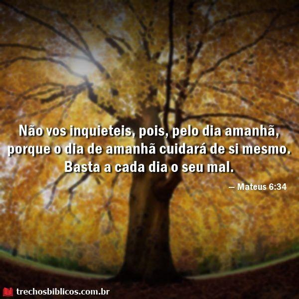 Mateus 6:34
