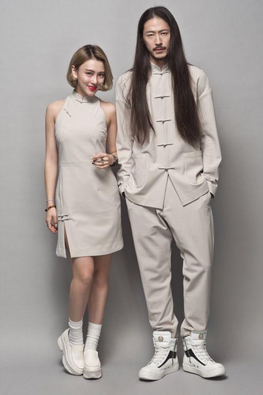 Fuck Yeah Chinese Fashion Husenji 花笙记 Cheongsam / Tang Suit