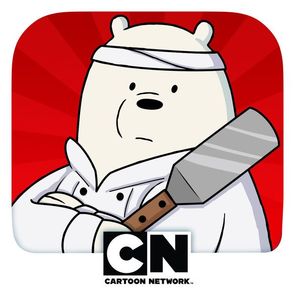 Download IPA / APK of Stirfry Stunts We Bare Bears Cooking Game Starring Chef Ice Bear for Free - http://ipapkfree.download/9421/