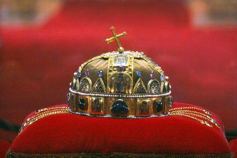 Crown of Saint Stephen of Hungary
