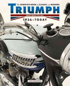 Take an authoritative, thorough, and heavily illustrated look at Triumph motorcycles, from beloved classics to popular new models! What do Marlon Brando, James Dean, Steve McQueen, Bob Dylan, and Arth
