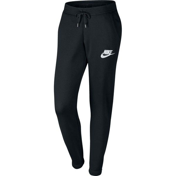 Nike Rally Pant (79 CAD) ❤ liked on Polyvore featuring activewear, activewear pants, nike, nike activewear, nike activewear pants and nike sportswear