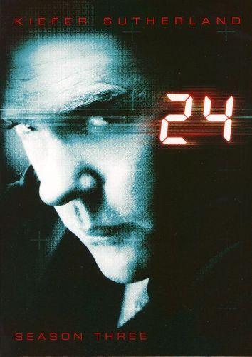 24: Season 3 [7 Discs] [Repackaged] [DVD]