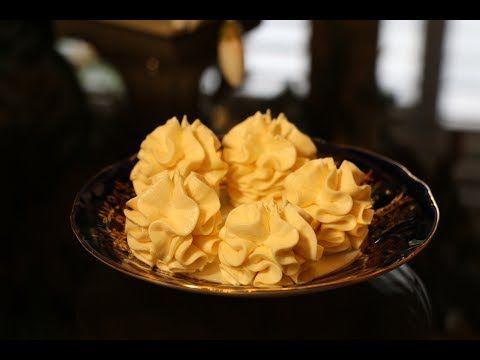 Масляный крем со сгущенкой и сливками! - Самый вкусный рецепт в мире! - YouTube