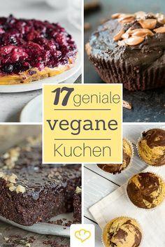 Es geht auch ohne! Kuchen ohne Ei, ohne Milch, ohne jegliche tierische Produkte. Dafür aber mit ganz viel Geschmack.