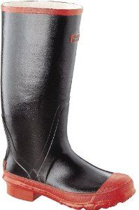 Honeywell Safety A383-10 Servus Swamp Men's Heavy-Duty Hi Boot, Size-10, Black/Rust by Honeywell. $23.74. From the Manufacturer                These Servus swamp men's heavy-duty hi boot are designed for jobs that require footwear with more substance. for applications such as water and sewage where good traction is a must, boots featuring extra grip and slip resistance provide additional safety. Premium grade rubber materials formulated to ensure superior performance an...