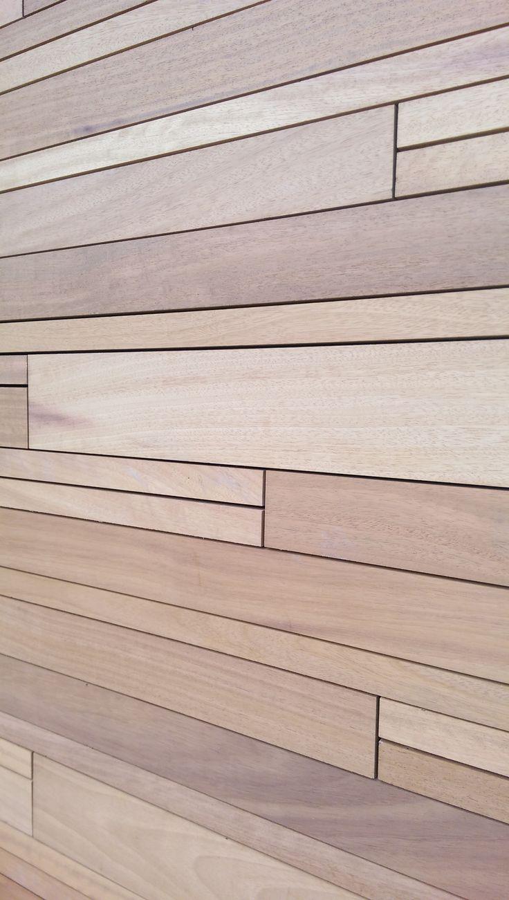 Iroko Cladding | Riverside House | Henley | Adlon Construction