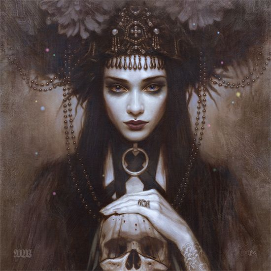 TOM BAGSHAW PORTFOLIO 'Wake' - My piece for the Eleventh 'Blab!' group show at Copro Gallery in Santa Monica, CA. The show runs 10th Sept to Oct 1st, for more info about the show you can visit...