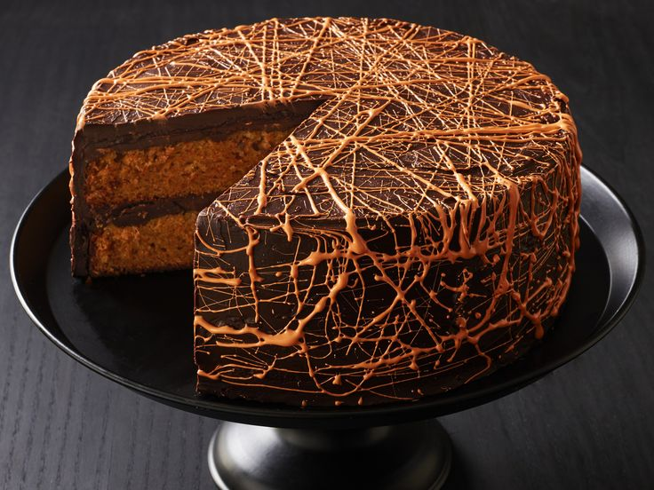 Get this all-star, easy-to-follow Chocolate Carrot Cake recipe from Food Network Kitchen