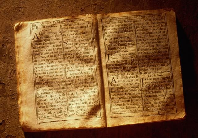 #wicca #pagan a reader got chastised by a friend for owning a Christian #Bible - and now he wants to know if he should keep it or not. Let's talk about some of the issues in this situation.