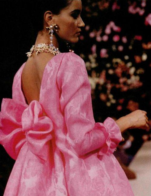 Vintage Pink YSL....