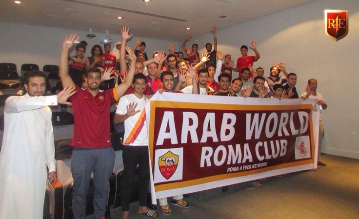 ARAB WORLD ROMA CLUB NOV 2014
