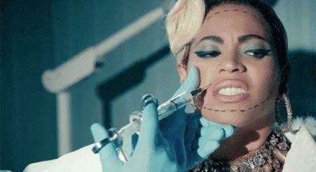 Riesgos botox en muejeres
